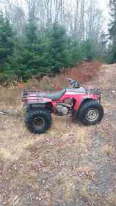 Trade for trike or snow blower only nothing else