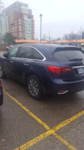 Acura MDX 2014 very low Mileage