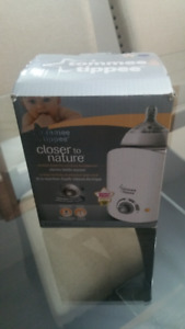 Tommee Tippee Closer to Nature Electric Bottle and Food Warmer,