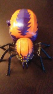 Beast Wars Microverse Playsets: Arachnid (green) from 1997