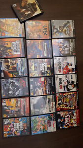 Ps2 with 19 games