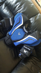 Vaughn Velocity Jr Chest and Arm