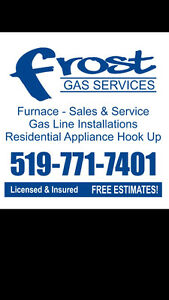 GAS LINES INSTALLATIONS