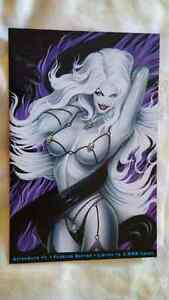 Chaos Comics Premium Edition LADY DEATH Aftermath#1 Limited 3000