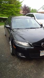 2007 Mazda Mazda6 GT V6 Sport Sedan