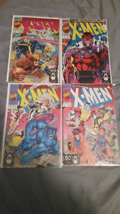 X-men #1 variant collection