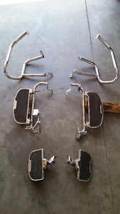 gold wing parts