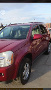 06 Chevrolet Equinox LT. Sunroof