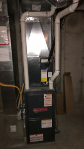 HVAC Service/Install (Furnaces/AC, Fireplaces, Gas lines) 24/7.