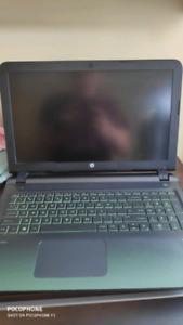 Gamimg Laptop Hp Pavilion Gaming Notebook 15-ak057nw