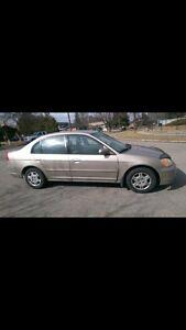 2001 Honda Civic Etested