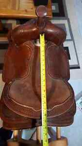 15 inch Saddle For Sale! Great Condition  London Ontario image 4