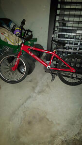 Selling red BMX for 130 or best offer