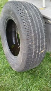 All season tires for sale (2)