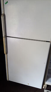 Fridge 150.00 white frost free, clean, delivery available