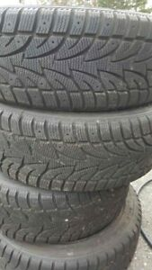 4 New Winter Tires for Sale