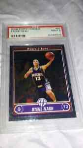 Steve Nash Basketball card
