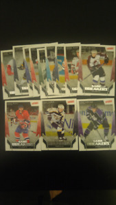cartes hockey UPPER-DECK VICTORY 2007-2008 (Games Breakers)