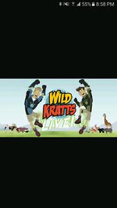Wild Kratts Live Hamilton