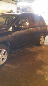 Trades Welcome 2oo8  Jeep Compass(LOW KMs)