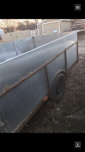 1 turn trailer for sale