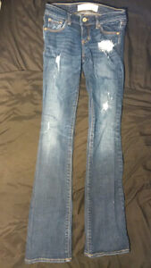 Abercrombie & Fitch Booth Jeans