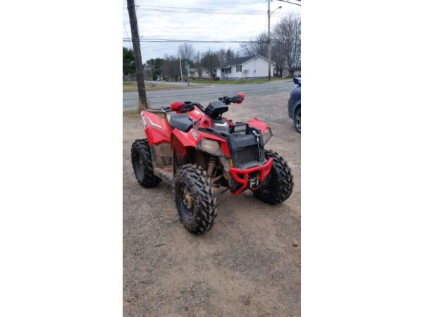 Used 2014 Polaris Scrambler 850ho