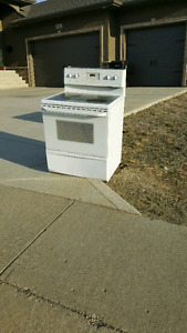 FREE Frididaire Glass Top Stove