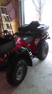 Honda fourtrax 300  4X4