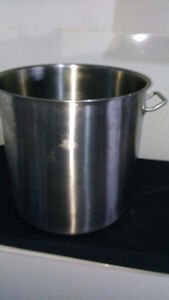 STAINLESS STEEL BIG BUCKETS
