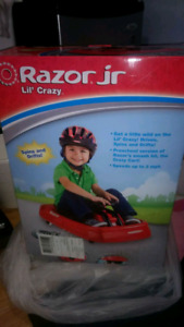 BRAND NEW NEVER OPENED Razor Jr. Lil' Crazy Ride On Toy