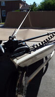 2002 Legend 179 Excalibur with 90HP Mercury and trailer
