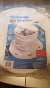 """Mr. Tweed Thermal Winter Barrier for Roses 15""""D x 16""""H"""