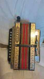 Hohner button accordion $600 obo Cambridge Kitchener Area image 1