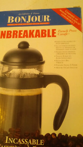 New French Press Coffee Maker