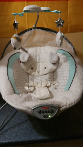 Fisher-Price My Little Lamb Deluxe Bouncer