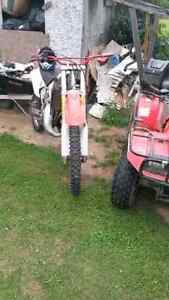250 yamaha moto 4 .works a1 sell or trade