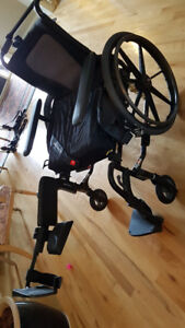 MYON MANUAL WHEELCHAIR 18X18