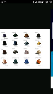 16 nespresso original line pods sealed new