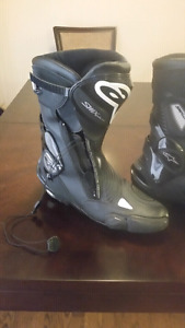 Raceing boots