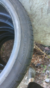 4 tires for sale 225/40r18