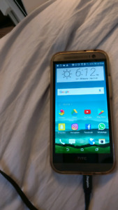 HTC One M8 32gb Unlocked
