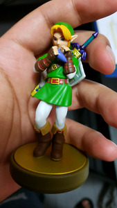 Ocarina of Time Link Amiibo!!!