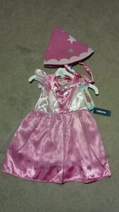 NEW with Tags Old Navy Princess Dress, 6-12 mo - $15