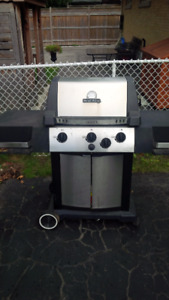 BBQ Broil King Signet 70 with Rotisserie and Cover