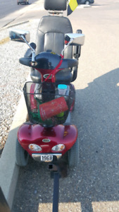 Shopridder special edition 4 wheel scooter