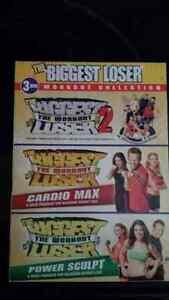 Biggest Loser DVD workout collection