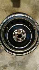 4 steelies 15 inch 5x100