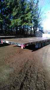 8 x 20ft deck over trailer