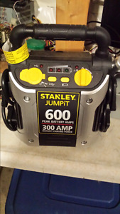 Stanley jumpit 600 amp